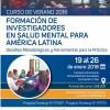 Imagen Curso de Verano 2018: Formación de investigadores en salud mental para América Latina