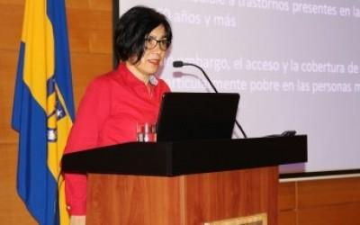 Imagen Dra. Saldivia lidera proyecto que explora trastornos del adulto mayor en APS