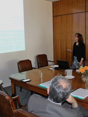Imagen Yolanda Contreras cursa con éxito Doctorado en Salud Mental