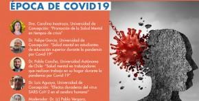 Imagen Salud mental en época de COVID-19