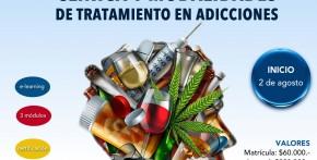 Imagen Diploma Clínica y Modalidades de Tratamiento en Adicciones